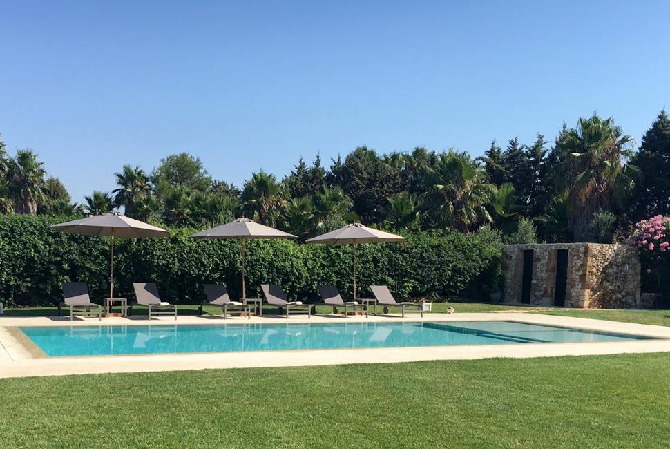 Appartamenti vacanze in masseria nel salento masseria san rocco gallipoli - Masseria con piscina salento ...