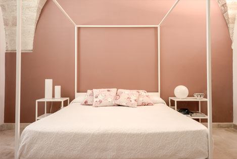 Romantic villa in Salento